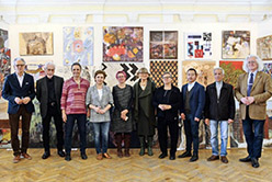 Jury Team: The International Painting Biennial